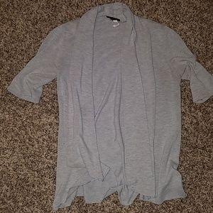 Short sleeve cartagan